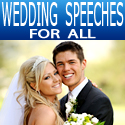 Exclusive Wedding Speeches