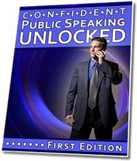 Confident Public Speaking Unlocked